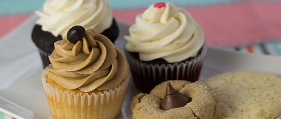 CUPCAKES, COOKIES AND MORE, OH MY!