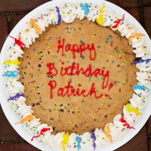 Cookie Cake 2200 Our Famous Chocolate Chip