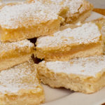 Gom's lemon bars
