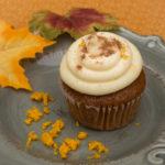 pumpkin cupcake-8839